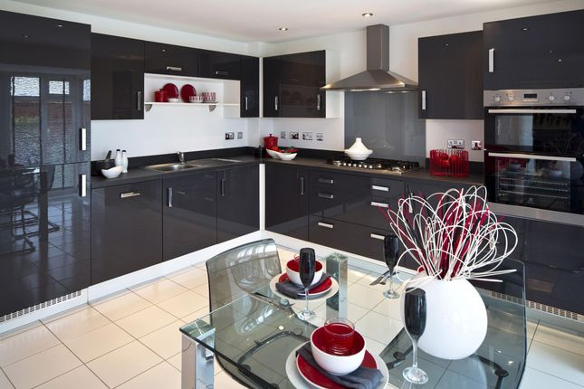 """Thumbnail Detached house for sale in """"Millford"""" at London Road, Nantwich"""