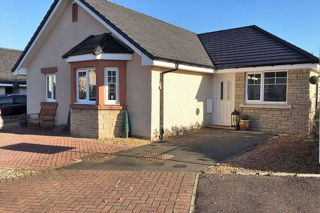 Thumbnail Detached bungalow for sale in Woodburn Gait, Lanark