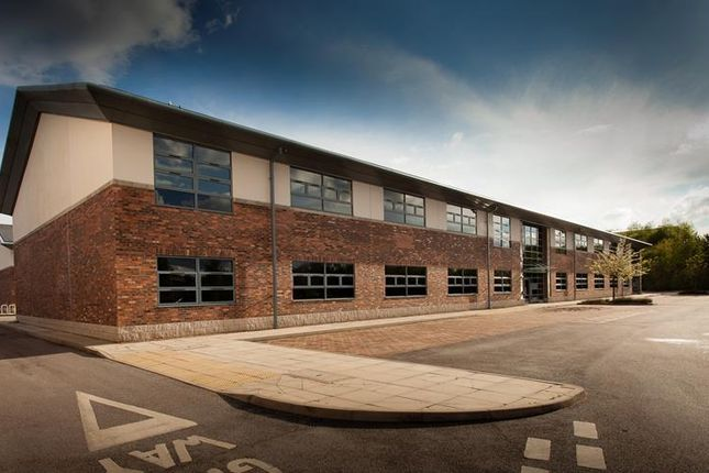 Office to let in Lugano, Lakeview Drive, Sherwood Park, Nottingham, Nottinghamshire