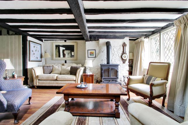 Sitting Room of The Street, Plaxtol, Sevenoaks, Kent TN15