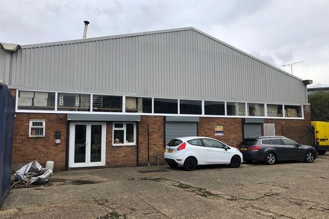 Thumbnail Light industrial to let in River Way, Harlow