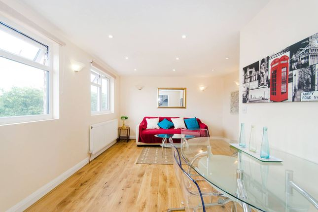 Thumbnail Flat to rent in Southdown Avenue, Northfields