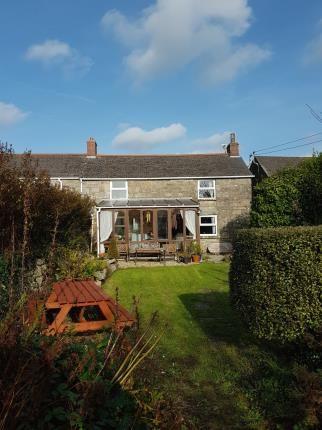 Thumbnail Semi-detached house for sale in Ashton, Helston, Cornwall
