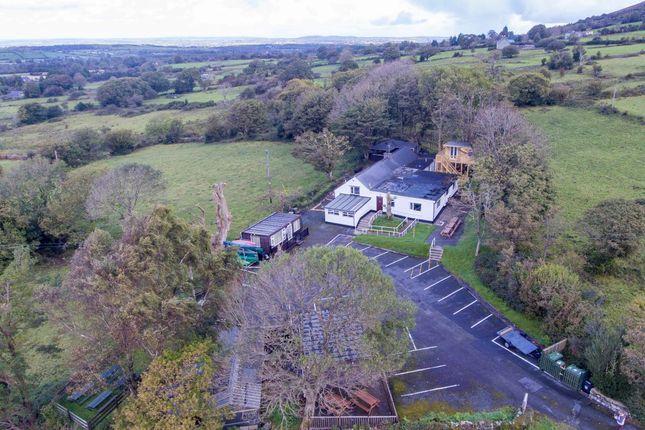Thumbnail Detached house for sale in Strata House Lon Dryll, Deiniolen, Caernarfon, Gwynedd