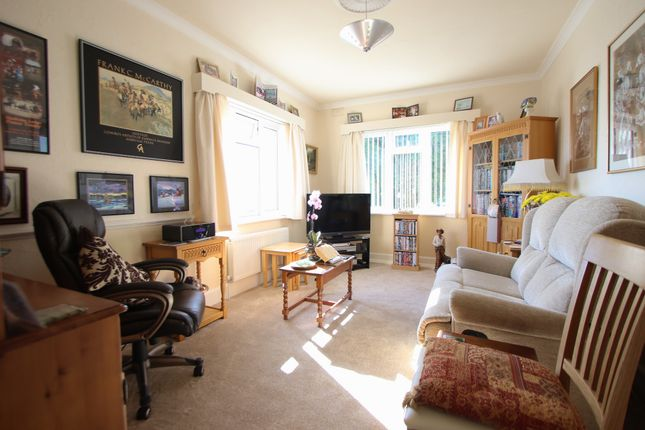 Living Room of De Moulham Road, Swanage BH19