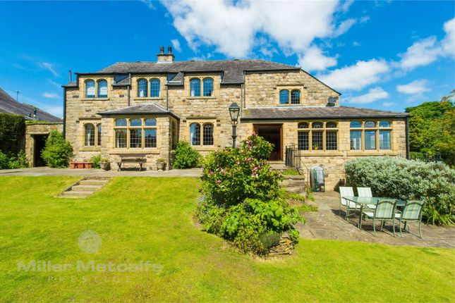 6 bed detached house for sale in Rochdale Old Road, Bury, Lancashire