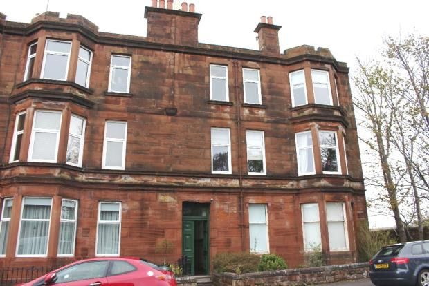 Thumbnail Flat for sale in Charles Street, Largs