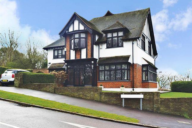 Thumbnail Detached house for sale in Mount Echo Avenue, London