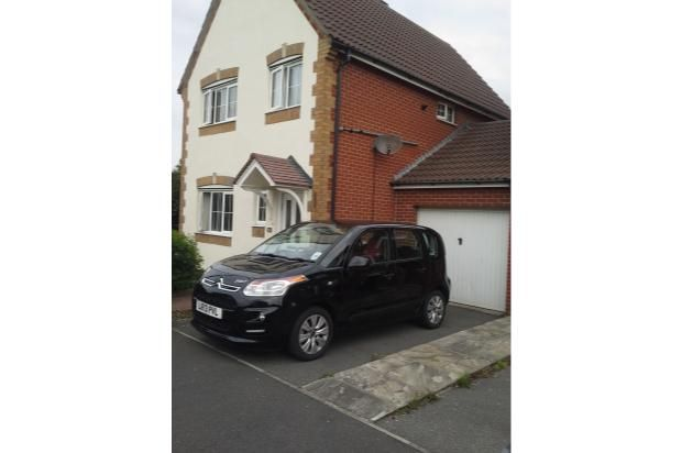 Thumbnail Link-detached house to rent in Leander Drive, Gosport