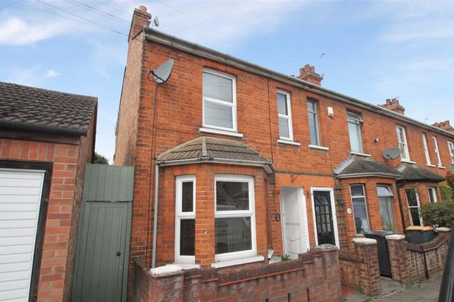 2 bed end terrace house for sale in Dudley Street, Bedford MK40