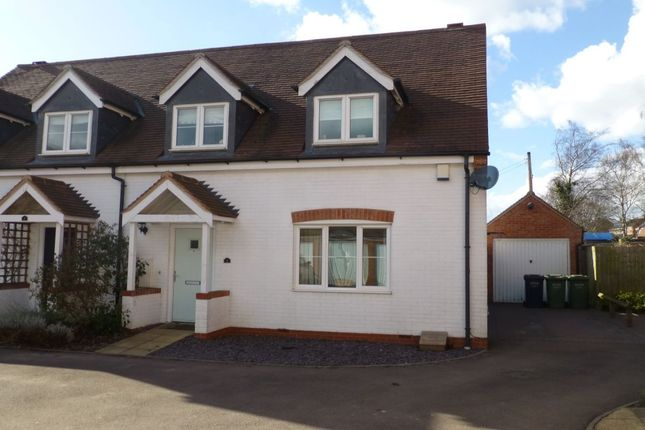 Thumbnail Semi-detached house for sale in Legion Court, Middle Littleton, Evesham