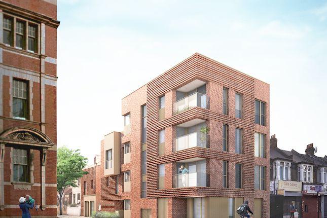 Thumbnail Flat for sale in Nelson Street, London