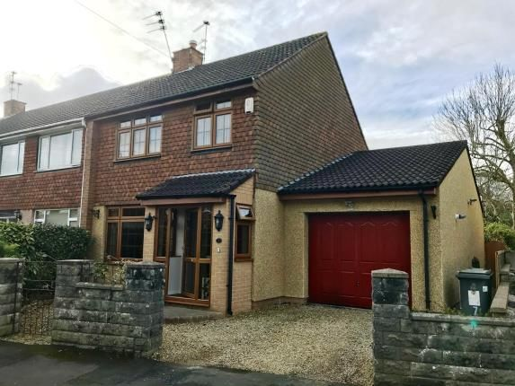 Thumbnail End terrace house for sale in Kingston Close, Mangotsfield, Bristol