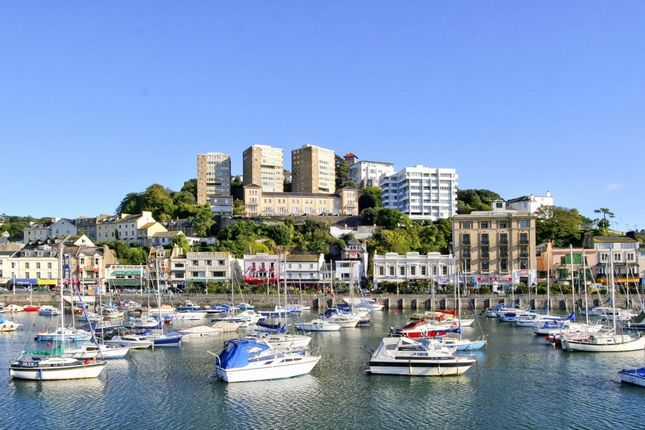 Thumbnail Flat for sale in Shirley Towers Vane Hill Road, Torquay