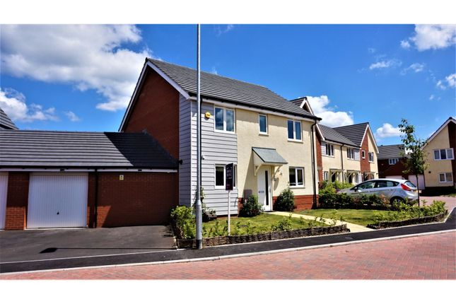 Thumbnail Link-detached house for sale in Gladstone Avenue, Evesham