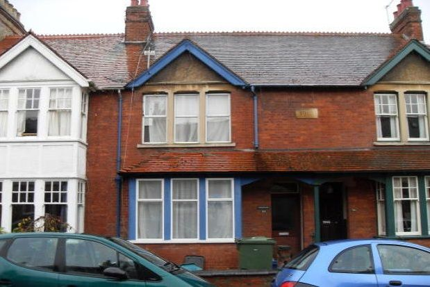 Thumbnail Property to rent in Warneford Road, Oxford
