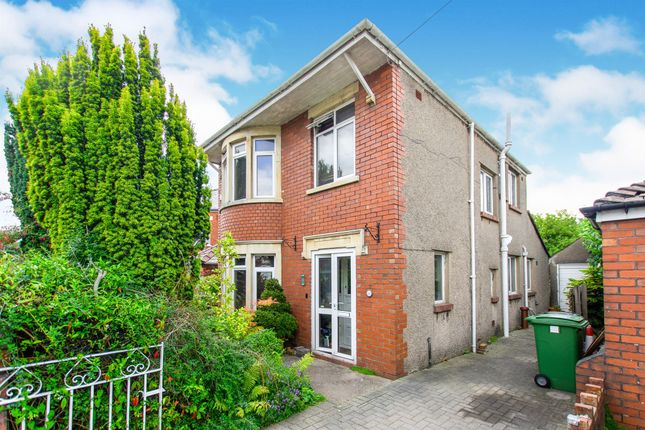 Thumbnail Detached house for sale in St. Anthony Road, Heath, Cardiff