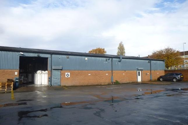 Thumbnail Light industrial to let in Units 4/5, Roundthorn Industrial Estate, Tilson Road, Wythenshawe, Manchester, Greater Manchester