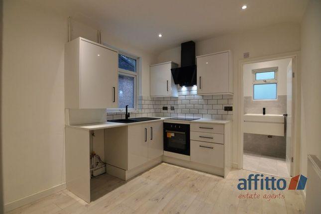 3 bed terraced house to rent in Vivian Street, Tylorstown, Ferndale CF43