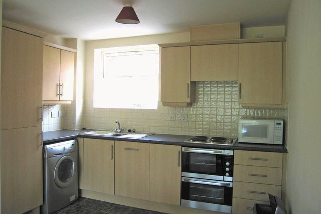 Thumbnail Flat to rent in Lyvelly Gardens, Peterborough