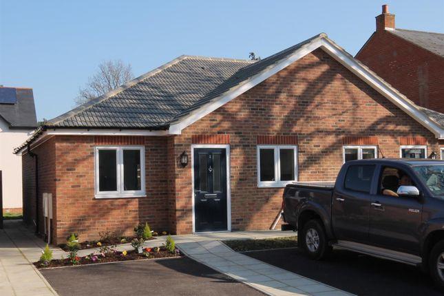 Thumbnail Semi-detached bungalow for sale in Alexandra Road, Farnborough