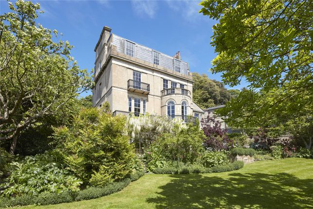 Thumbnail Detached house for sale in Bathwick Hill, Bath
