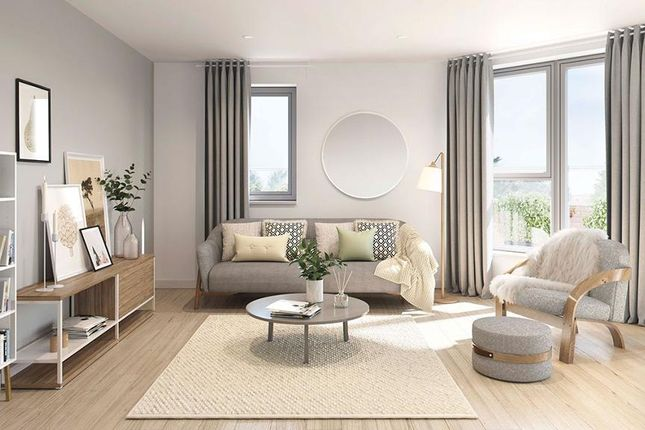 Thumbnail 1 bed flat for sale in Fellows Square, Cricklewood