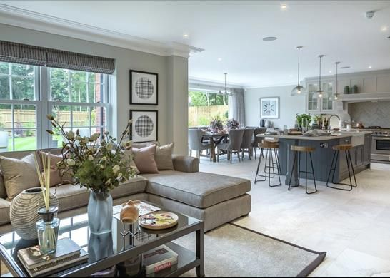 Thumbnail Detached house for sale in Kingswood, Ascot, Berkshire