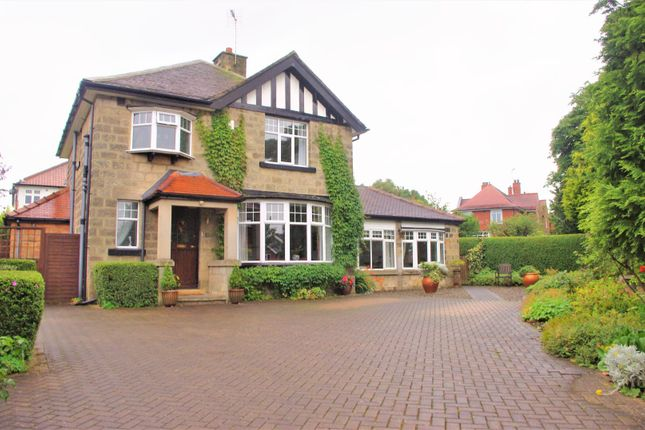 Thumbnail Detached house for sale in Otley Road, Harrogate
