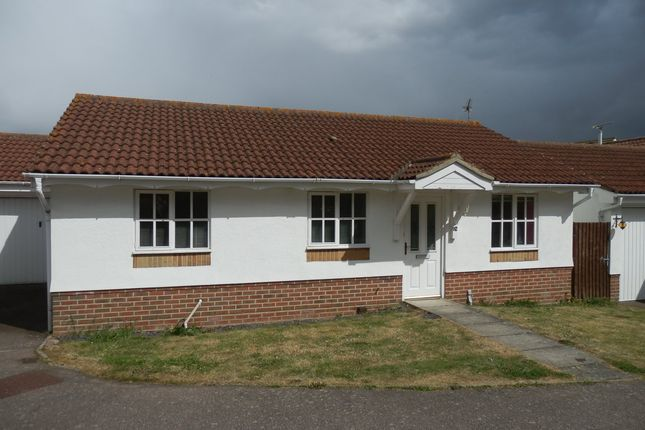 Thumbnail Detached bungalow for sale in Low Road, Dovercourt