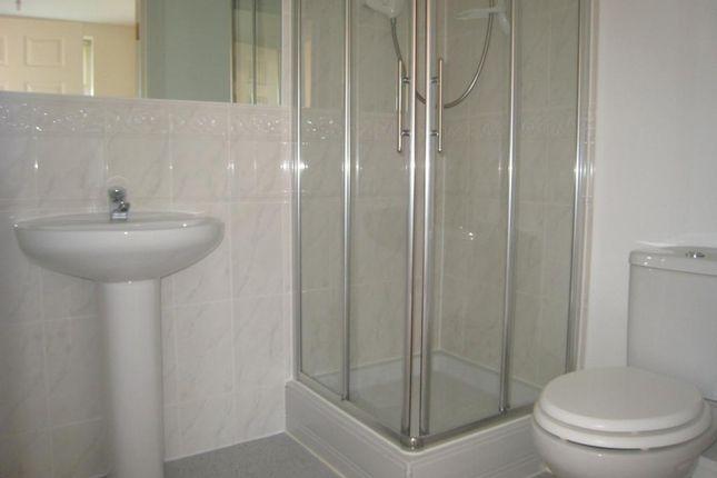 Shower Room of Victoria House, Wellington Street, Teignmouth, Devon TQ14