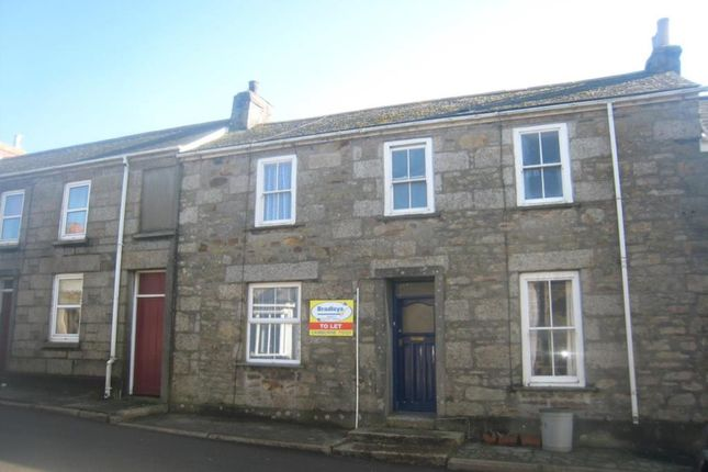 2 bed terraced house to rent in Fore Street, Praze, Camborne, Cornwall