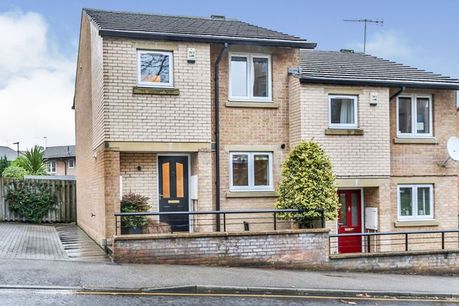 Thumbnail Semi-detached house for sale in Weston Street, Sheffield