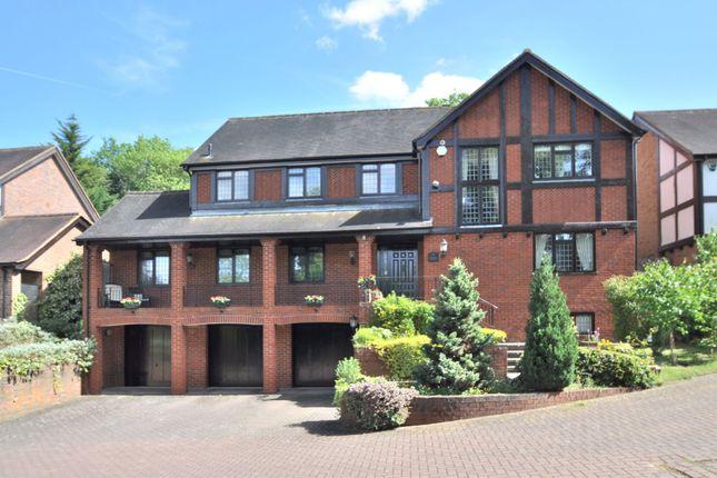 Thumbnail Detached house for sale in Lubbock Road, Chislehurst, Kent