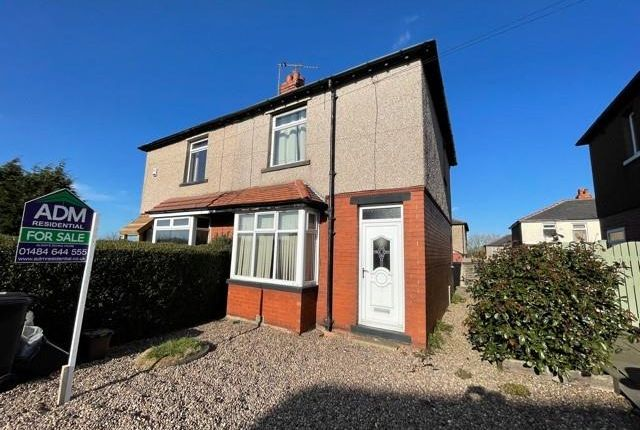 Thumbnail Semi-detached house for sale in Crest Road, Huddersfield