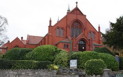 Thumbnail Land for sale in Nant-Y-Glyn Methodist Church, Nant-Y-Glyn Road, Colwyn Bay