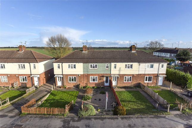 Thumbnail Terraced house to rent in Spalding Common, Spalding