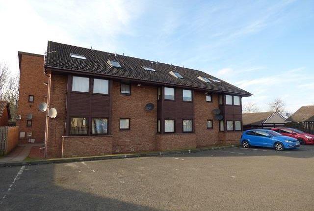 Thumbnail Flat to rent in Jerviston Street, New Stevenston, Motherwell
