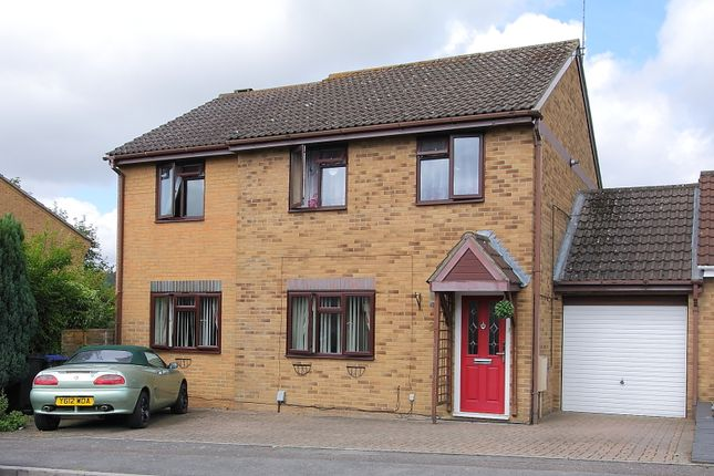 Thumbnail Detached house for sale in Gason Hill Road, Tidworth