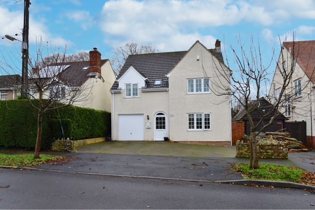 Thumbnail Detached house for sale in Lyddons Mead, Chard