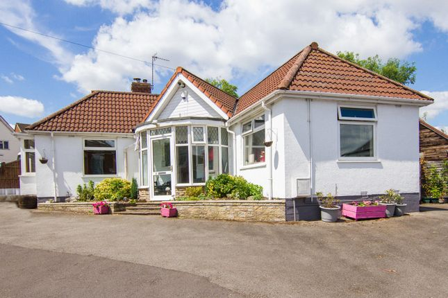 Thumbnail Detached bungalow for sale in Castle Road, Studley