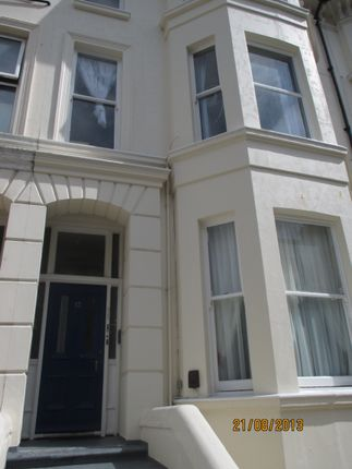 Thumbnail Maisonette to rent in Nightingale Road, Southsea