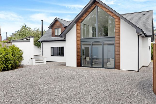 Thumbnail Detached house for sale in Dawlish Road, Exminster, Exeter, Devon
