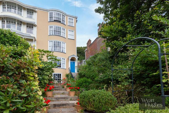 Thumbnail Town house for sale in The Croft, Hastings