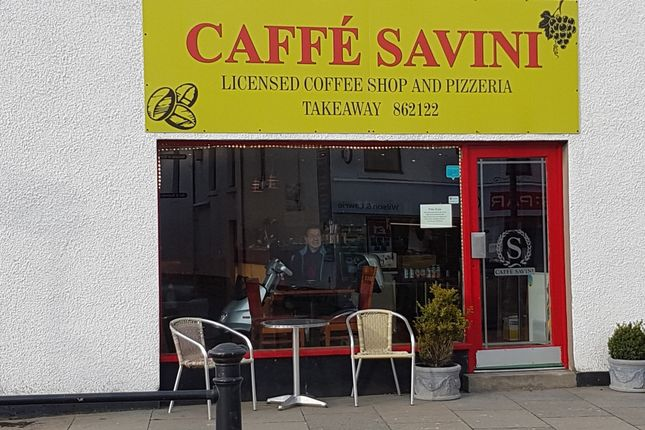 Thumbnail Restaurant/cafe for sale in Dingwall, Highland