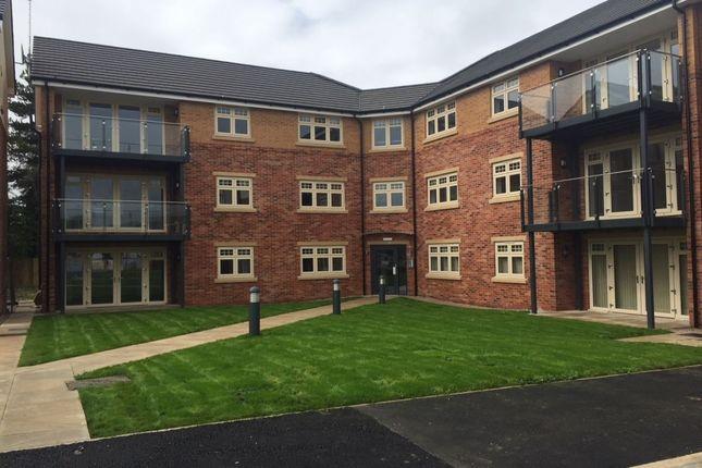 Thumbnail Flat for sale in Whittingham Place, Whittingham Lane, Broughton, Preston