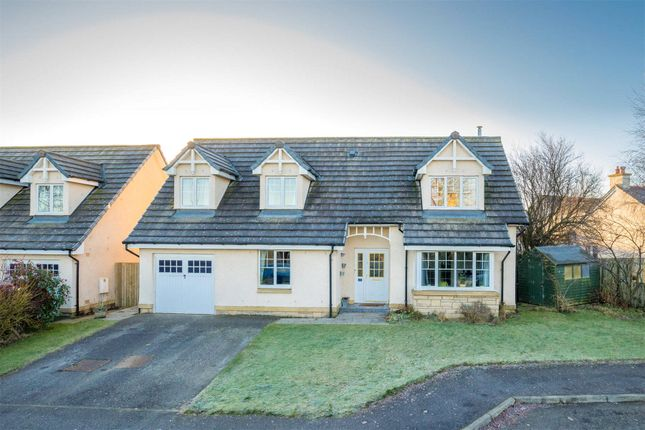 Thumbnail Detached house for sale in Cleuch Road, North Middleton, Gorebridge