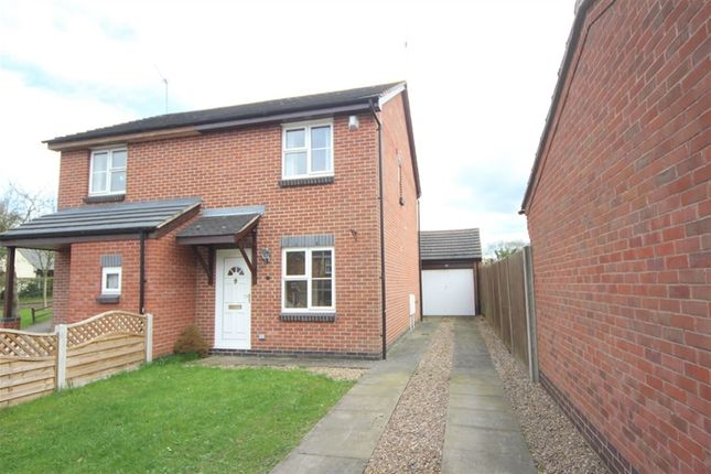 2 bed property to rent in Brookside, Barlestone, Warwickshire
