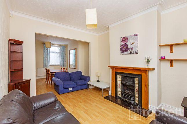 Thumbnail Terraced house to rent in Gerrard Street, Penkhull, Stoke-On-Trent