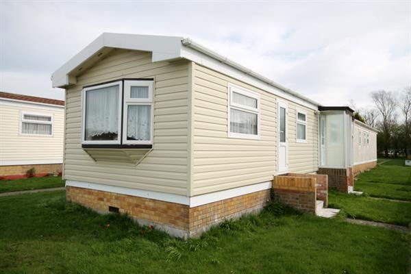 Thumbnail Bungalow for sale in Meadowview Park, St Osyth Road, Little Clacton